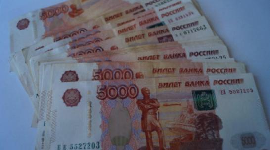 Из-за роста зарплат в Воронежской области выросла сумма налоговых поступлений в бюджет