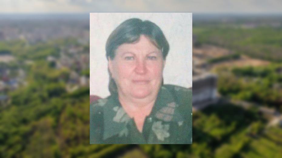 В Воронежской области начали поиски пропавшей 63-летней женщины