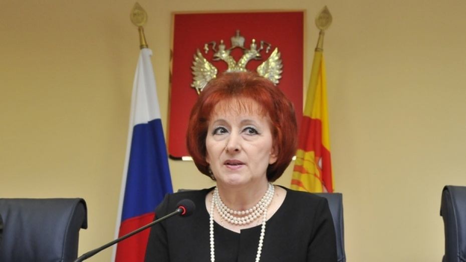 Галина Кудрявцева зарегистрирована в качестве кандидата на пост мэра Воронежа