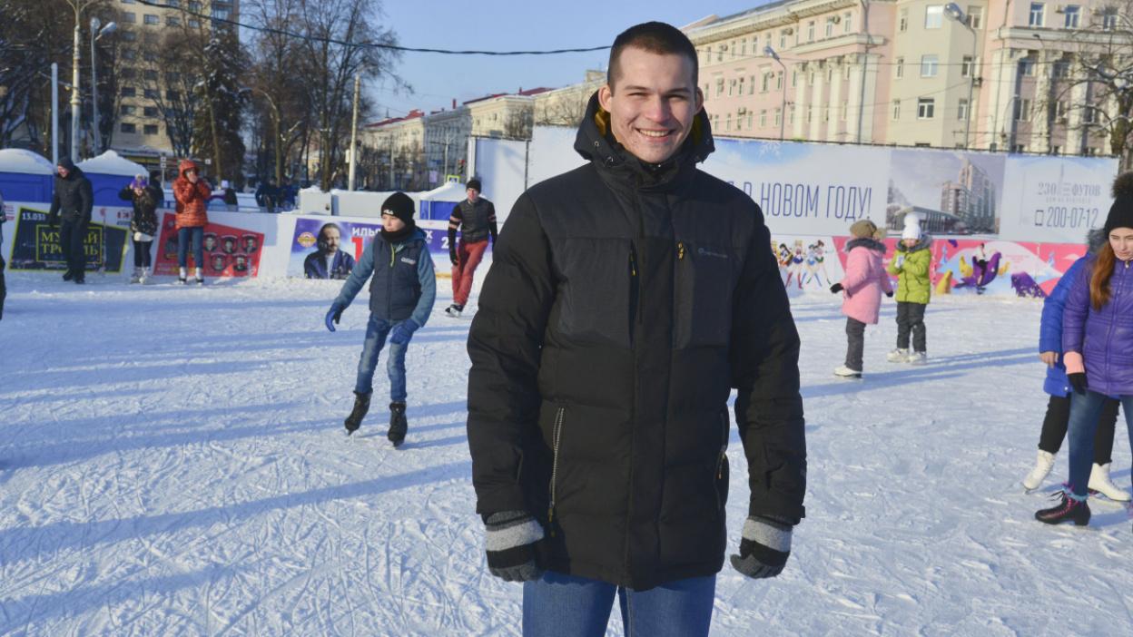 Воронеж иностранный. Кубинец Владимир Пикеро Майборода – о карнавале и рыбалке