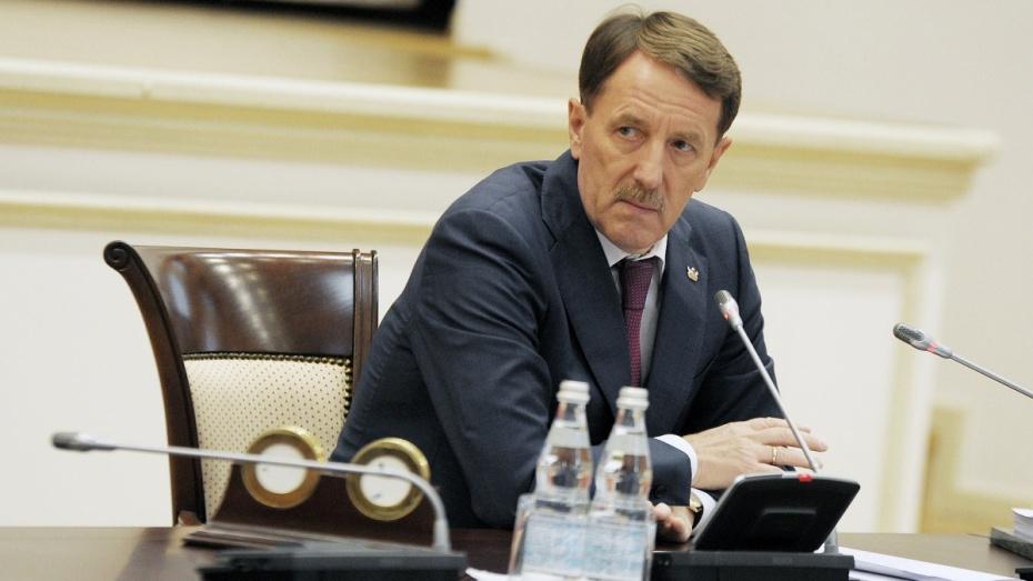 Экс-губернатор Воронежской области: «Это были лучшие годы моей жизни»