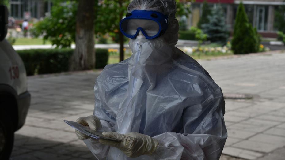 Меньше 160 человек заразились коронавирусом в Воронежской области за сутки