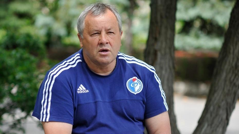 Тренер воронежского «Факела» Павел Гусев: «Команда готова на 75%»