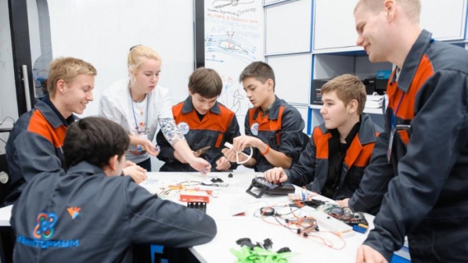 Детский технопарк «Кванториум» откроется в Россоши в конце 2019 года