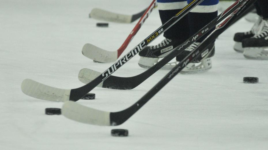 Хоккейная «Россошь» взяла реванш у «Липецка»