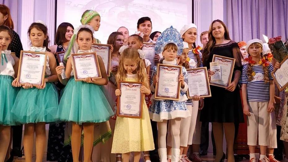 Подгоренские вокалистки стали лауреатами областного конкурса «Струны души»