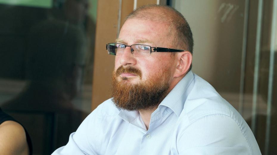 Бывший главный архитектор Воронежа отозвал ходатайство об УДО