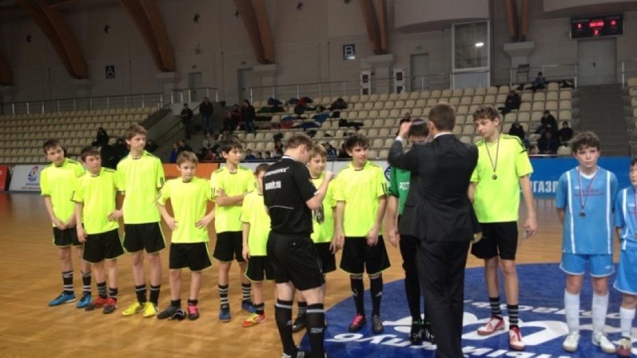 Богучарские футболисты вышли в финал чемпионата России по мини-футболу