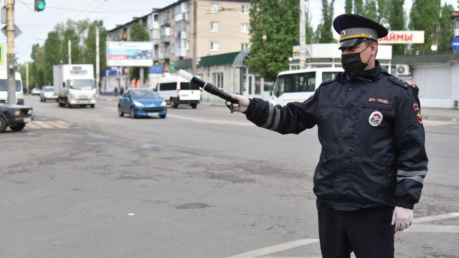 Госавтоинспекция напомнила воронежским водителям, когда можно оставить место ДТП