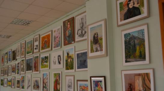 В Острогожске откроют выставку работ выпускников детской художественной школы