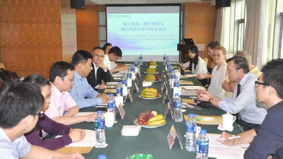 Электронная корпорация Китая заинтересовалась разработками воронежских ученых