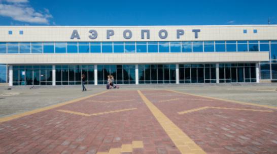В Воронеже задержали 2 авиарейса до Москвы