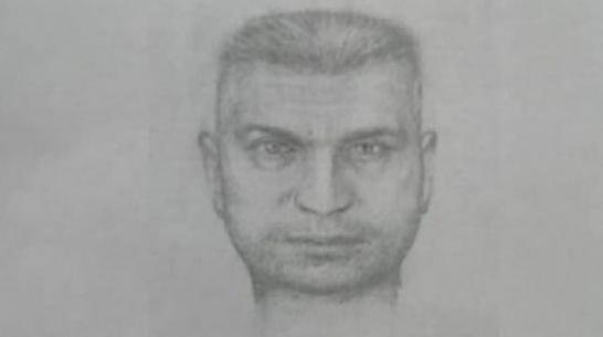 В соцсетях распространили фоторобот убийцы женщины возле тоннеля в Воронежской области
