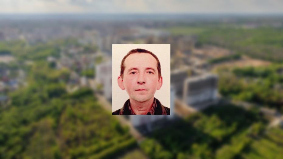 ВВоронеже пропал без вести 48-летний Владимир Маслов