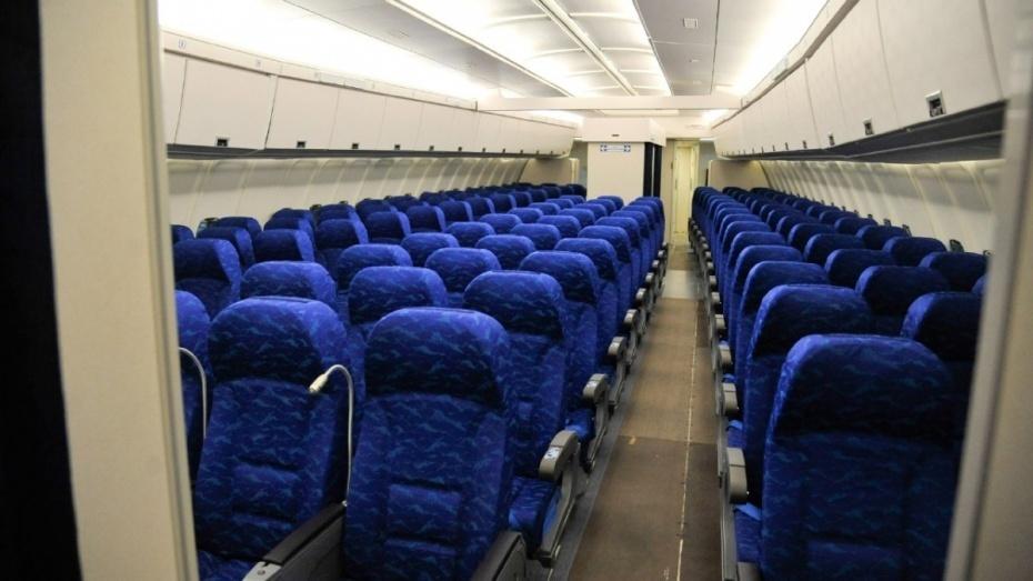 На Воронежском авиазаводе отремонтируют самолет из пула президента