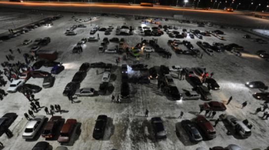 Воронежских автомобилистов пригласили на флешмоб к 23 февраля