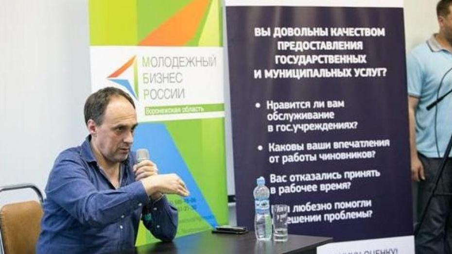Воронежский бизнесмен Эдуард Краснов: «Лучшую рекламу вы сделаете себе сами»