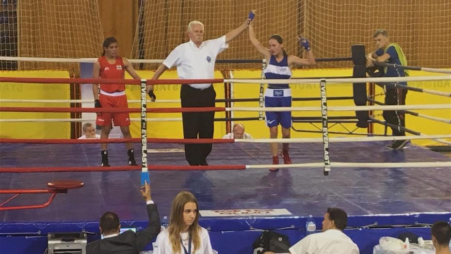Спортсменка изВоронежа выиграла международный турнир побоксу