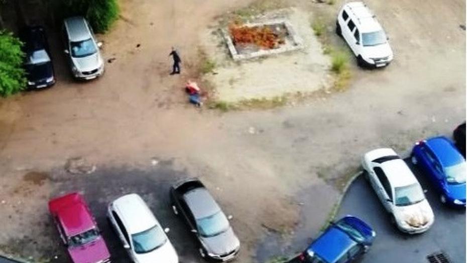 В Воронеже нашли устроившего резню на улице Комарова