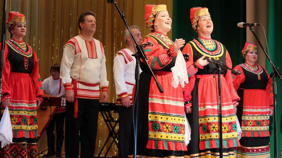 Терновцев пригласили на концерт народного хора русской песни
