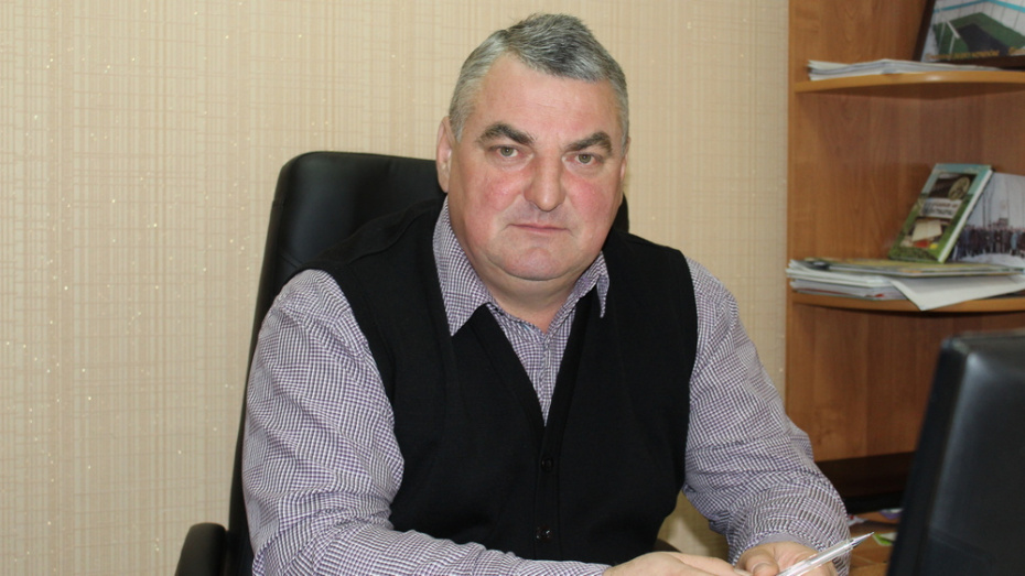 В Ольховатке выбрали главу района