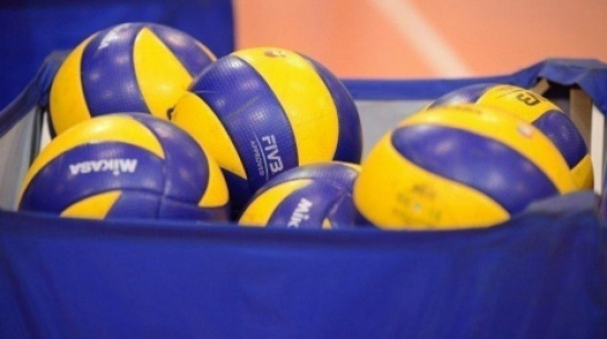 Воронежские волейболисты заняли пятое место в Высшей лиге «Б»