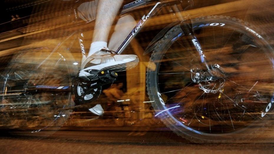 Участок воронежской трассы закроют из-за соревнований по велоспорту