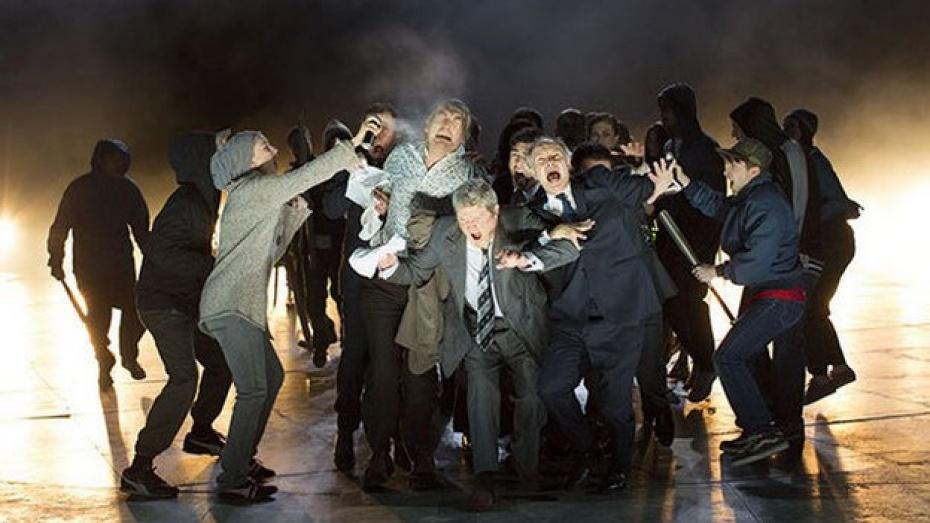 В феврале воронежцы увидят два спектакля Национального Королевского Лондонского театра
