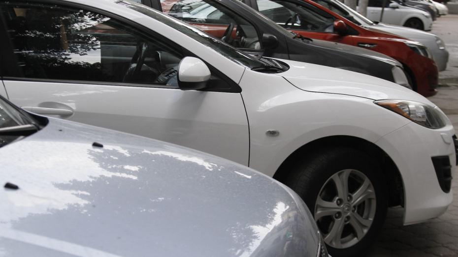В Воронеже запретили парковаться ночью на улице Свободы