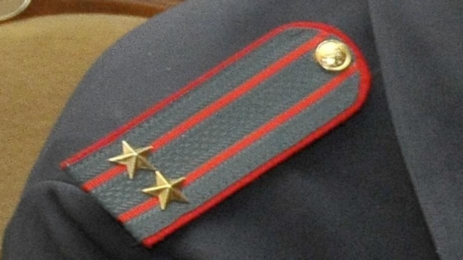 В Воронеже участников студвесны оштрафовали за использование милицейской формы