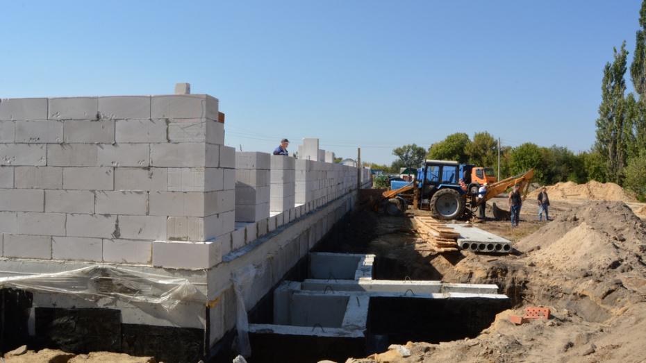В богучарском селе Данцевка на строительство пристройки к школе потратят 30 млн рублей
