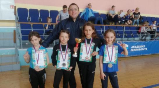 Эртильская спортсменка выиграла «золото» на всероссийских соревнованиях по вольной борьбе