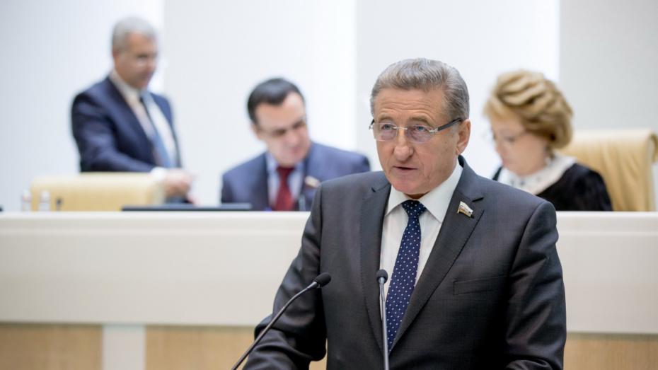 Сенатор от Воронежской области отметил недоступность услуги страхования застройщиков