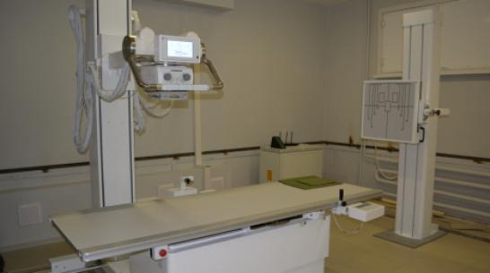 В Воробьевской райбольнице появился цифровой рентген-аппарат