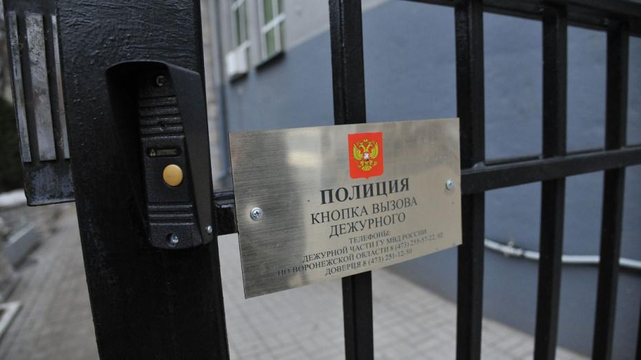 В Воронеже оперуполномоченного полиции заподозрили в коррупции на 4 млн рублей