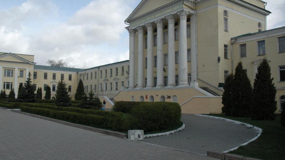 В Воронеже закрыли на карантин общежитие ВГТУ