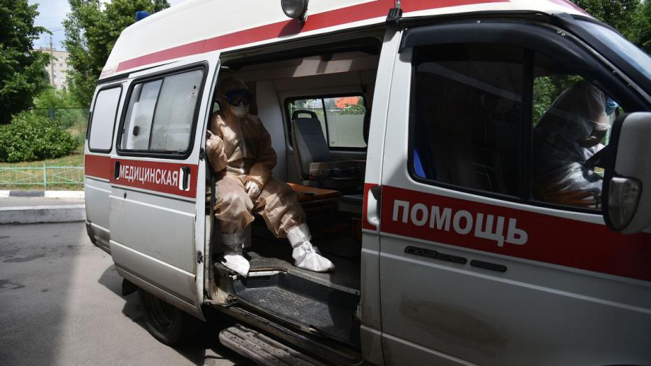 С середины марта в Воронежской области зарегистрировали свыше 8,5 тыс заражений COVID-19