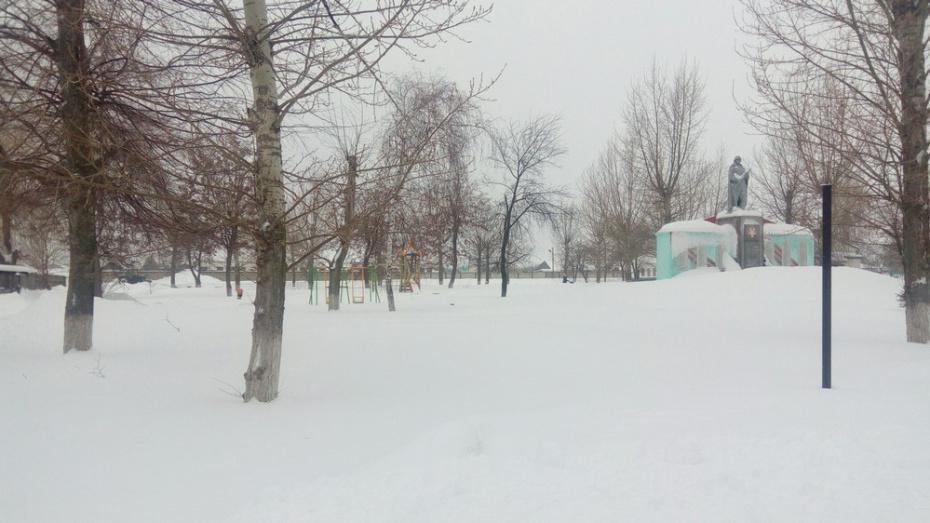 В павловском селе Шувалов появится сквер
