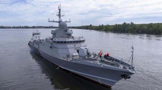 На Амурском судостроительном заводе пройдет закладка малого ракетного корабля «Павловск»