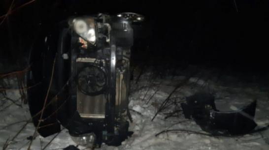 Облздрав рассказал о состоянии пострадавших в ДТП с микроавтобусом в Воронежской области
