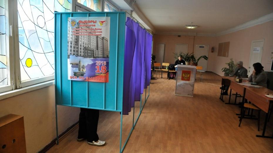 К 16:00 на выборах в Воронежской области проголосовали почти 682 тыс избирателей