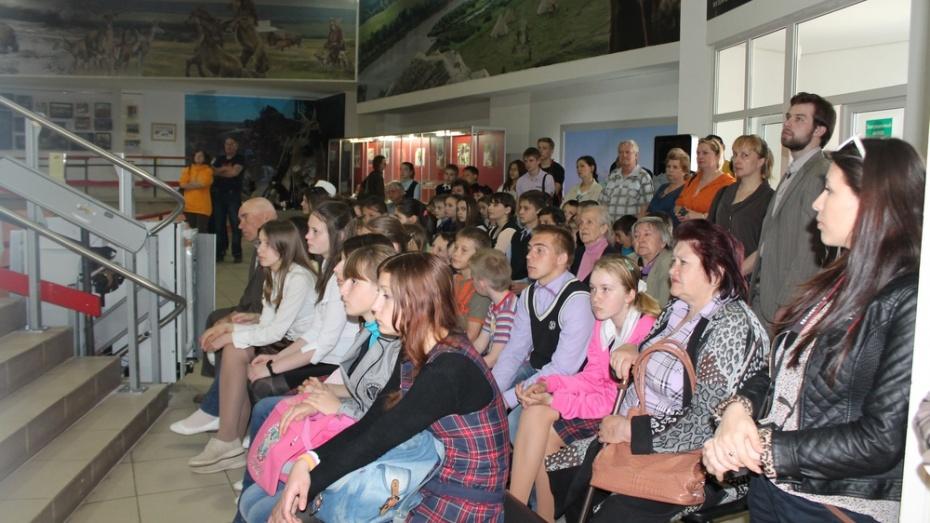 В «Костенках» Хохольского района открылся новый музейный сезон