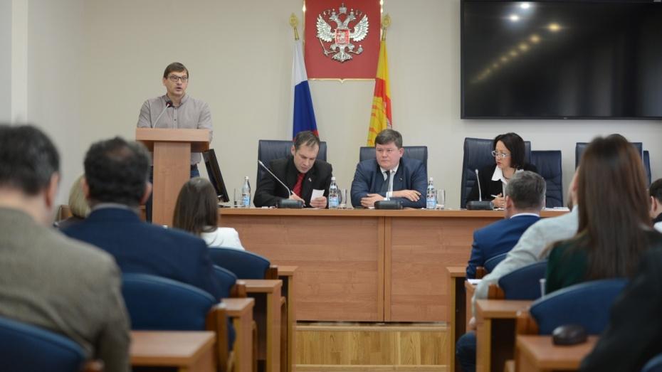Опрос: жители Воронежа нехотят отмены всенародных выборов руководителя города