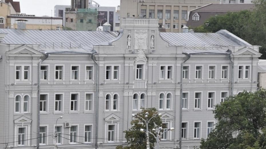 Горизбирком принял первую заявку от кандидата в мэры Воронежа