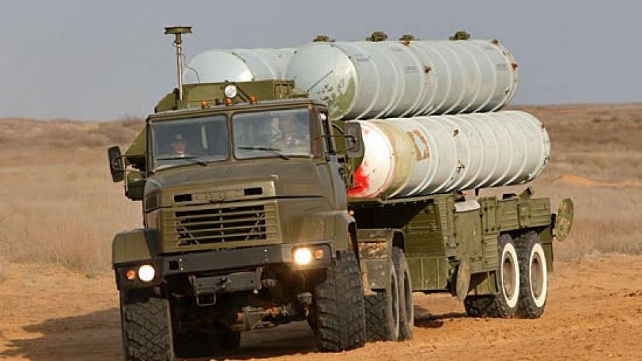 Полк С-300 поднят поучебной тревоге вВоронежской области