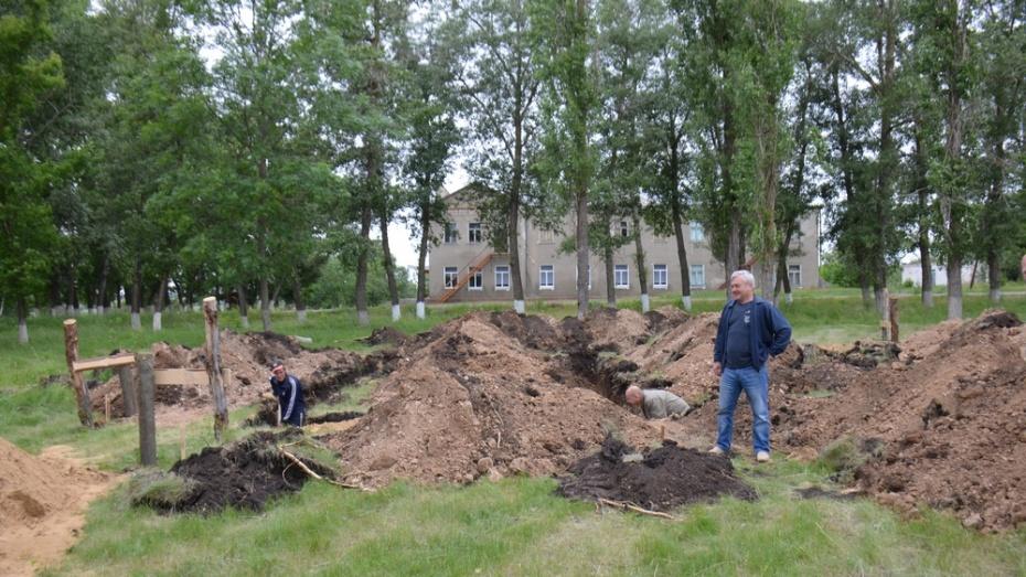 В верхнемамонском селе Приречное построят ФАП