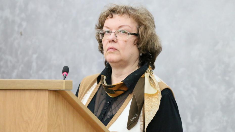 Уволенная замглавы департамента собралась судиться с губернатором Воронежской области