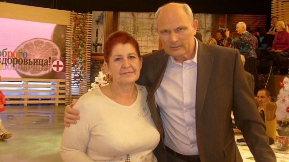 Пенсионерка из Новохоперского района в четвертый раз снялась в передаче Геннадия Малахова