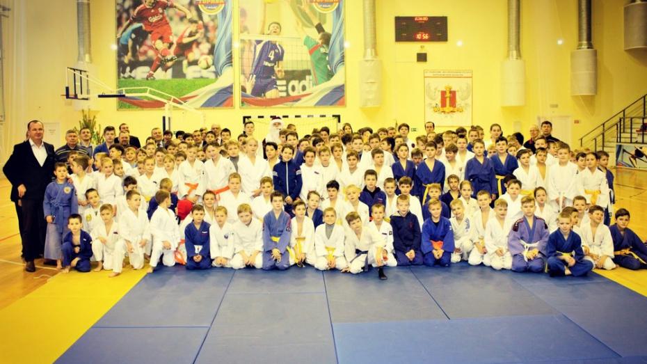 В Павловске пройдет новогодний турнир по дзюдо
