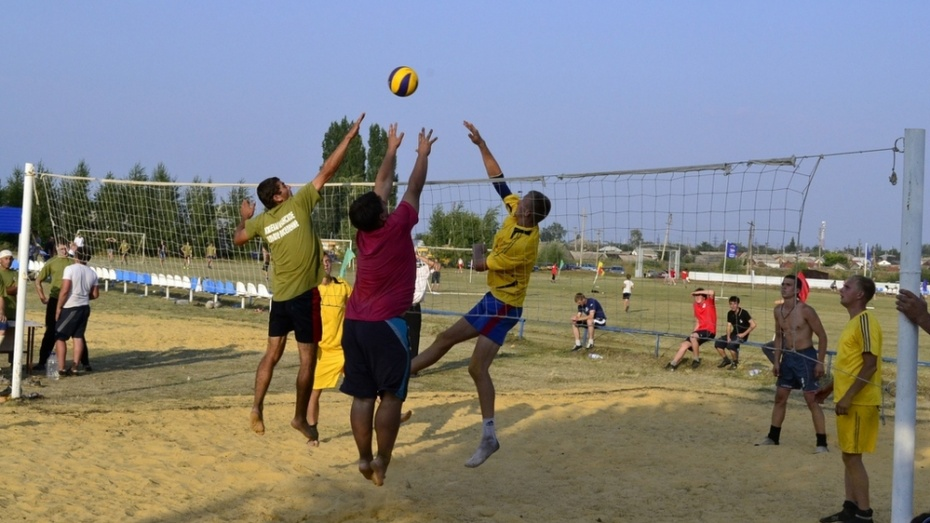 В Грибановском районе пройдут четвертые сельские спортивные игры